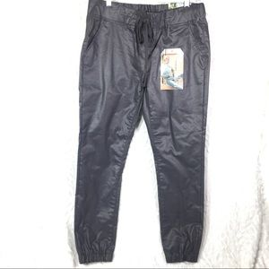 VIP jeans pewter silver jogger grey gray new